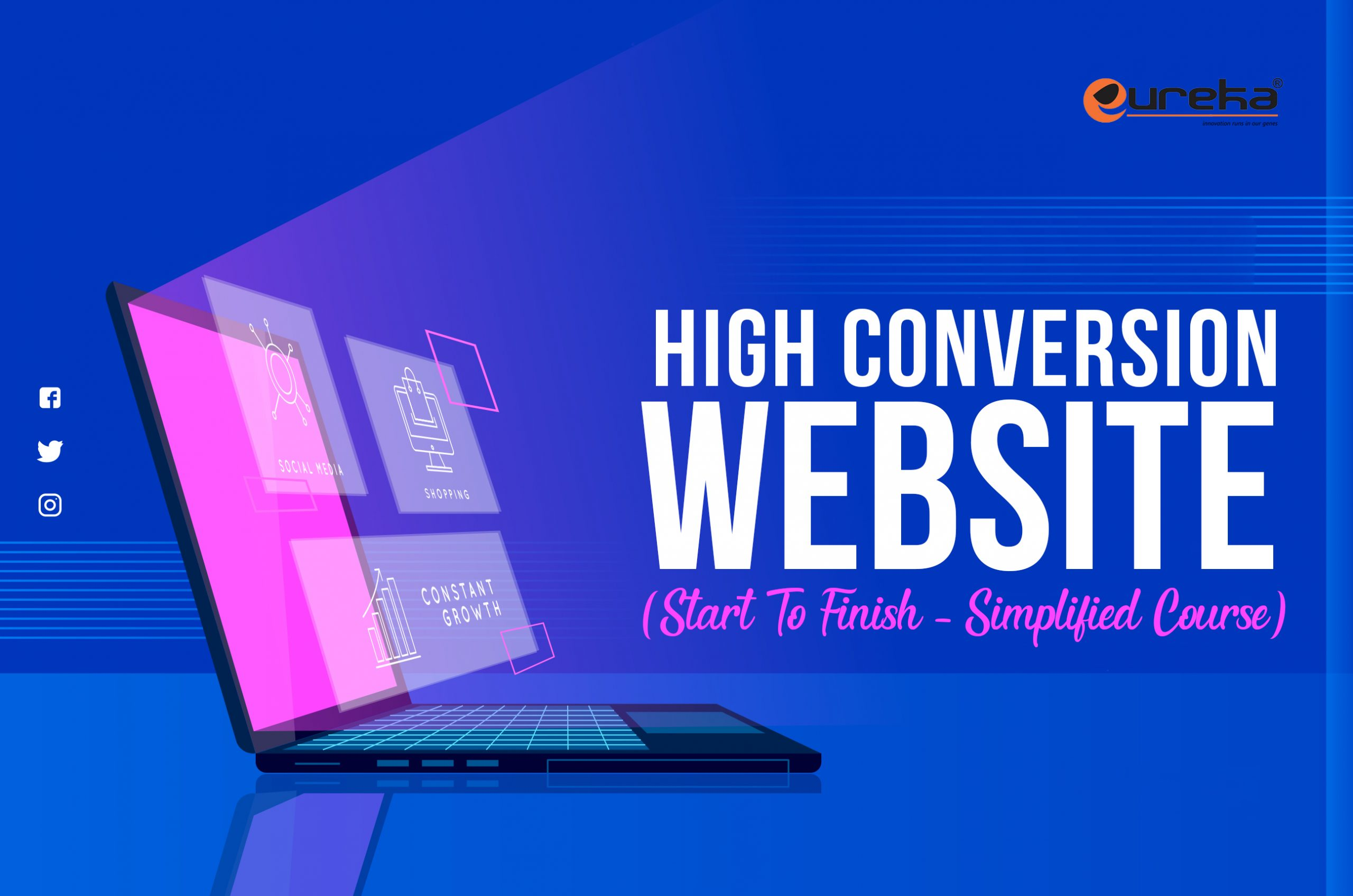 High Conversion Website – Simplified Course